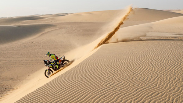 Dakar 2021 Route Announced: Will Be Held Between January 3 And 15 In Saudi Arabia