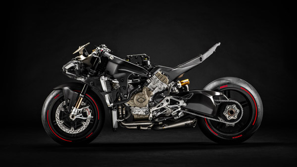 Ducati Commences Production Of The Superleggera V4