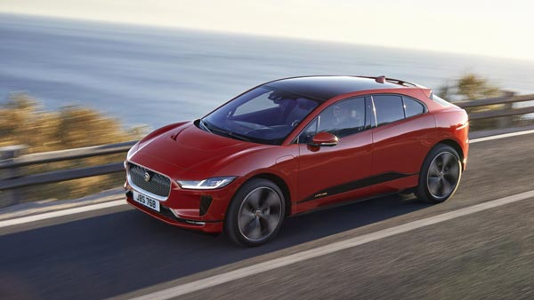 New Jaguar I-Pace Unveiled: Expected To Arrive Later This Year In India