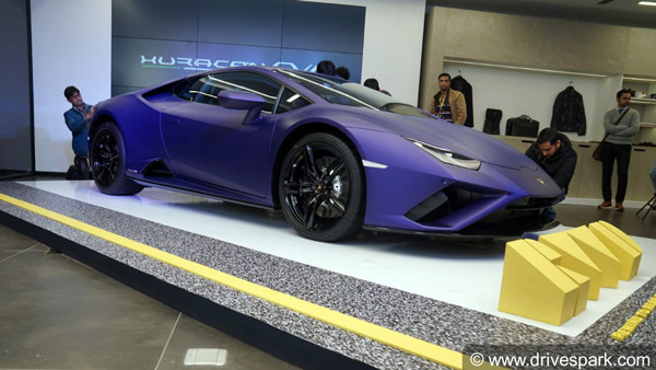 Lamborghini Announces Resumption Of Business Operations Across India Amid Covid-19 Pandemic