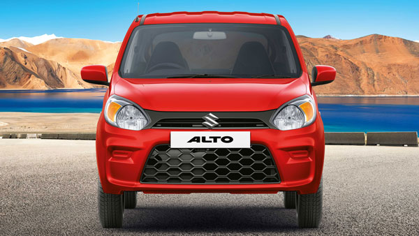 Maruti Suzuki Alto Becomes India's Best-Selling Car For 16th Consecutive Year