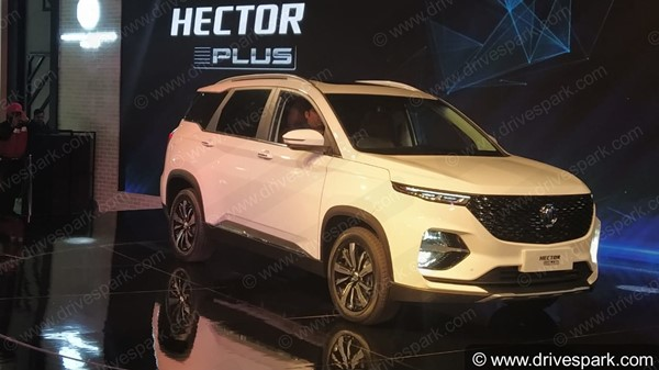 MG Hector Plus Production Begins At Halol Plant: Expected Launch Date, Bookings & Delivery Details Explained