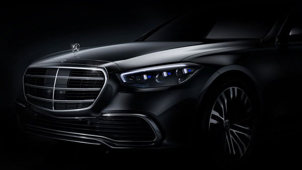 2021 Mercedes-Benz S-Class Teaser Released Ahead Of Global Debut In September: India Launch Expected By Early Next-Year To Rival The BMW 7 Series