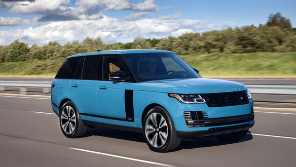 Range Rover Fifty Unveiled: A Limited-Edition Model Celebrating 50-Years Of The Iconic British Brand