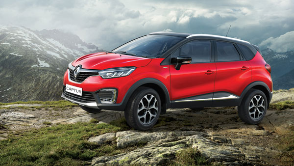 Renault Captur Removed From Website: New BS6 Captur SUV Expected To Launch In India Soon