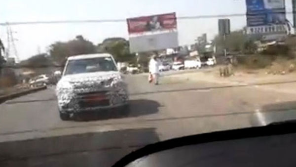 Spy Pics: Tata HBX Production Model Spotted Testing Ahead Of Launch