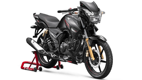 TVS Apache RTR 180 Receives A Second Price Hike This Year