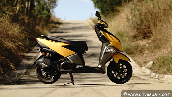 TVS Ntorq 125 Scooter Prices Increased Marginally By Rs 910: New Prices Now Start At Rs 66,885