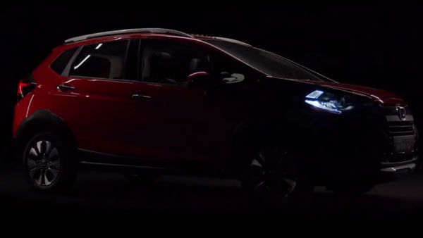 Honda WR-V BS6 India Launch On July 2: Here Are All The Details