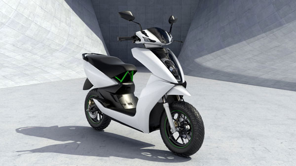 Ather Energy To Begin Exporting Electric Scooters To International Markets In 2021