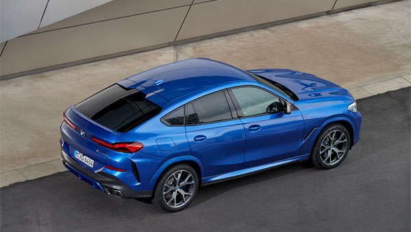 2020 BMW X6 Launched In India At Rs 95 Lakh: Variants ...