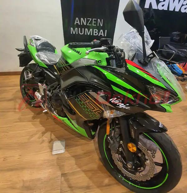 Kawasaki Ninja 650 BS6 Models Arrives At Dealerships: Deliveries To Start Soon