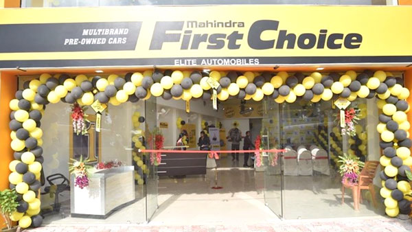 Mahindra First Choice Wheels Launches 34 Used Car Dealerships In One Day