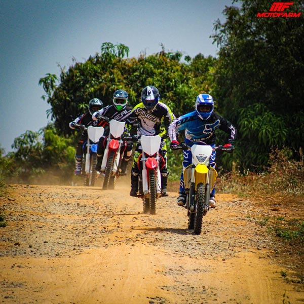 MOTOFARM Dirt Track Facility In Bangalore: New Course For Some Slideways Action