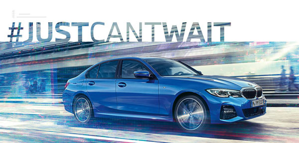 New BMW Logo Introduced In India: New #JustCantWait Campaign Aims At New Brand Identity Of Customer-Centricity & Expression Of Joy