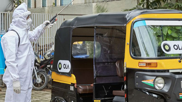 Ola Autos To Feature Protective Screens To protect Driver Partners & Passengers: Details