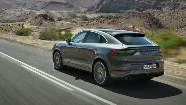 Price Comparison Between The 2020 BMW X6, Audi Q8 And Porsche Cayenne Coupe