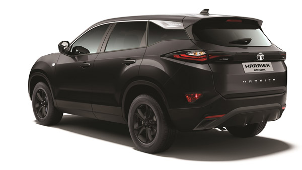 Tata Harrier Dark Edition BS6 Model Deliveries Started: Price, Specs, Features & Other Details