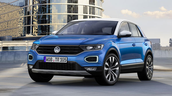Volkswagen T-Roc Sold Out In India Within Three Months Of Launch