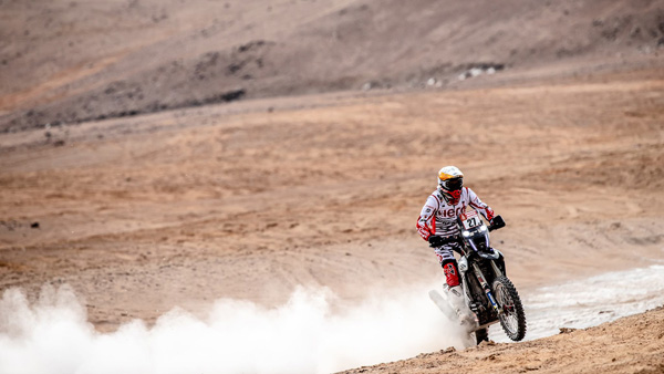 Ashish Raorane To Participate In 2021 Dakar Rally Malle Moto Class As Privateer: Details