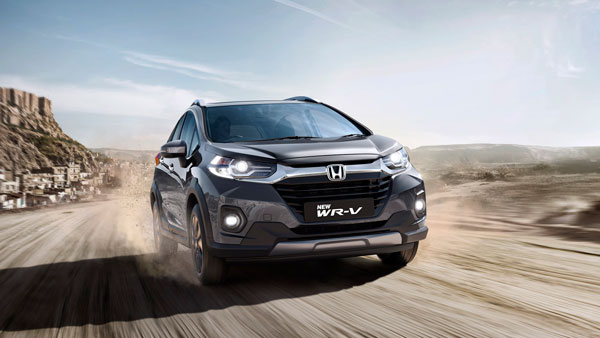 New Honda WR-V BS6 Models Launched In India: Prices Start At Rs 8.50 Lakh