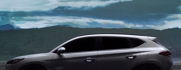 New Hyundai Tucson Teased Ahead Of Launch On July 14: Details