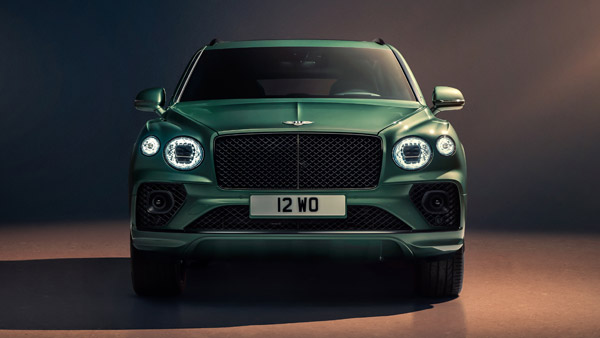 New Bentley Bentayga Facelift Globally Unveiled: Expected India Launch Next Year