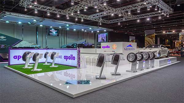 Apollo Inaugurates Manufacturing Facility: Aims For Leadership In The Two-Wheeler Segment