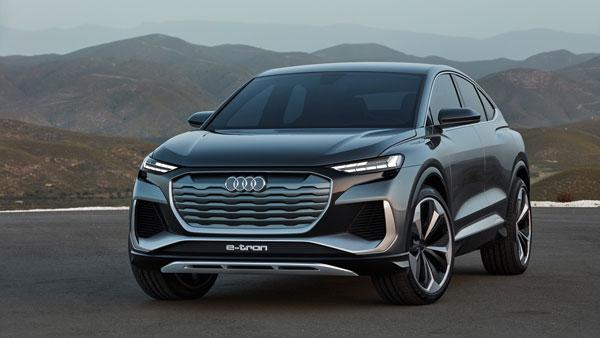 Audi Unveiled The Q4 Sportback e-Tron Concept: India Launch Soon?