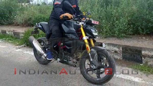 BMW G 310 R BS6 Spotted Testing For The Second Time This Month: Launching Soon?