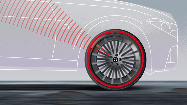 Bridgestone Partners With Microsoft To Develop Real Time Tyre Damage Monitoring System
