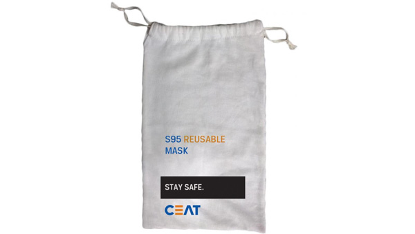 CEAT GoSafe S95 Face Mask Launched In India At Rs 249: Details