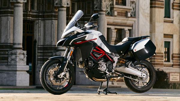 Ducati Multistrada 950 Gets A White Colour Scheme: India Launch Soon