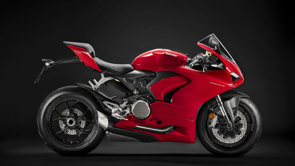 Ducati Commences Pre-Bookings For The Upcoming Panigale V2