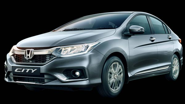 Fourth-Generation Honda City To Undergo Variant Reshuffling: Details