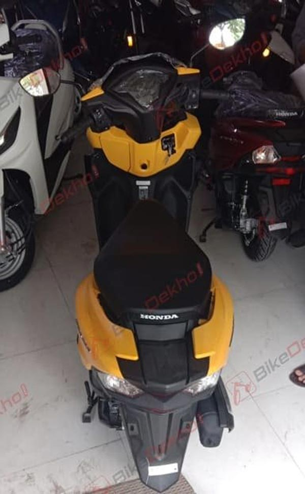 Honda Grazia 125 BS6 Arrives At Dealerships: Deliveries To Start Soon