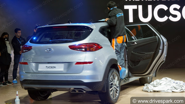 Hyundai Tucson Facelift India Launch Timeline Revealed: Expected To Arrive On July 14