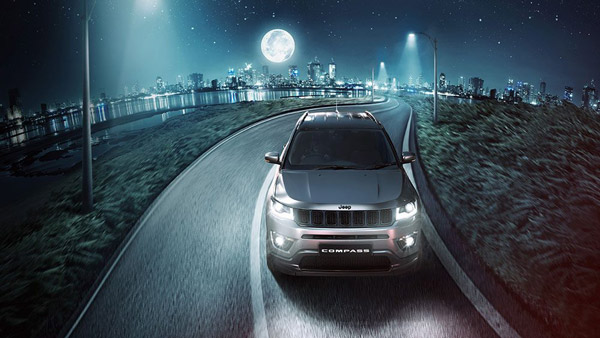 Jeep Compass Night Eagle Edition Launched In India At Rs 20.14 Lakh Ex-showroom: Details