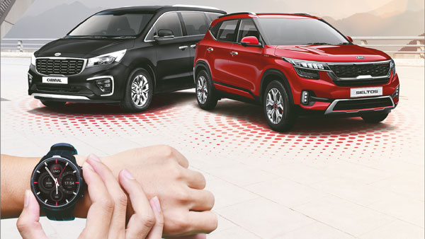 Kia Motors Sells Over 50,000 Connected Cars In India: New UVO Connect Features Introduced
