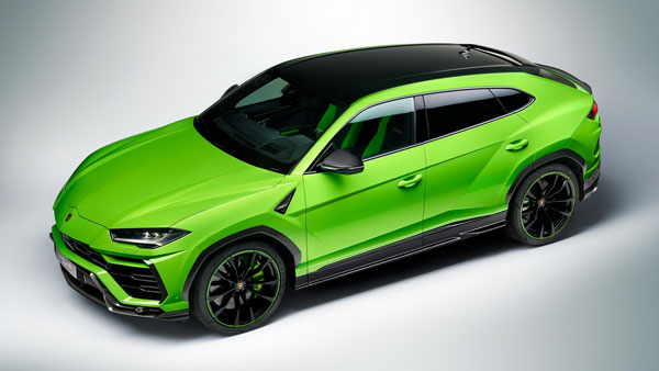 Lamborghini Urus Achieves 10,000 Units Production Milestone: Details