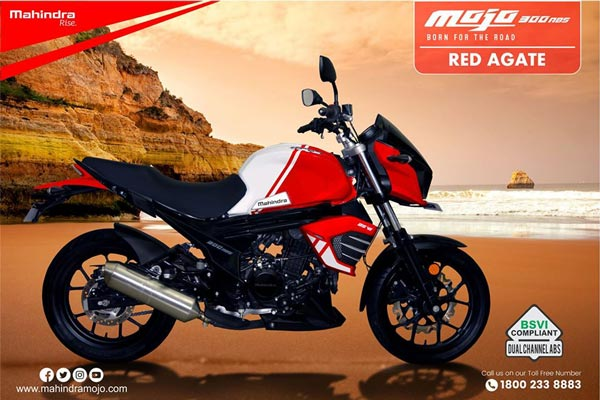 Mahindra Mojo BS6 Bookings Open Ahead Of Launch: Specs, Features & Other Details