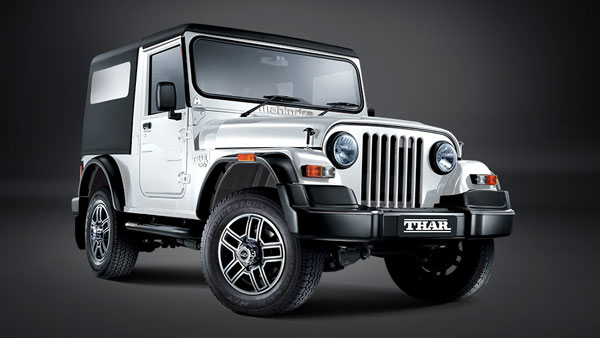 2020 Mahindra Thar India Launch Pushed To November This Year: Here Are The Details
