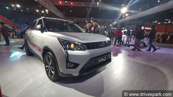 Mahindra XUV300 T-GDi Turbo-Petrol Spotted Testing Ahead Of Launch: Spy Pics & Other Details