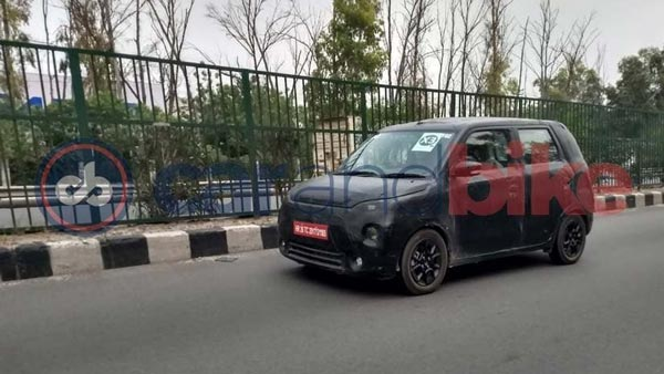 Maruti Suzuki XL5 Spotted Testing Once Again In India