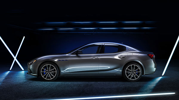 Maserati Unveils The Ghibli Hybrid Sedan: Planning To Expand Its Dealership Network In India