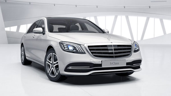 Mercedes-Benz Positive About Sales Recovery During Festive Season This Year