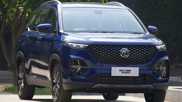 MG Hector Plus India Launch Timeline Revealed: To Arrive On July 13