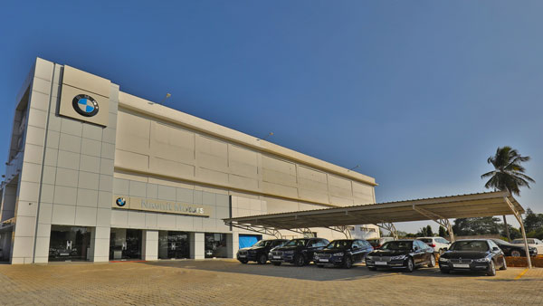 Largest BMW Premium Selection Facility Opened In Bengaluru