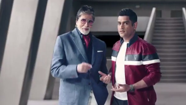 TVS Motor Releases Teaser Video Starring Amitabh Bachchan & MS Dhoni: TVS To Unveil Something Completely Very Soon