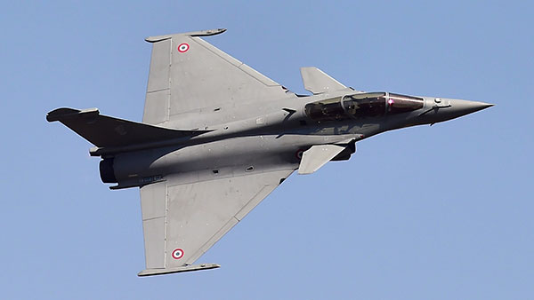 Five Rafale Fighter Jets Land In Ambala: To Join Indian Air Force' Golden Arrows Squadron
